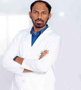 Dr. K. Praveen Kumar MDS, BDS, Orthodontics